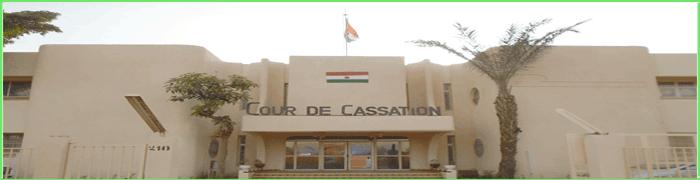 Bienvenue sur Site web de la Cour De Cassation.....